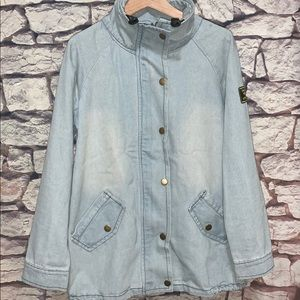Zaful   Vintage Retro   Denim Jacket